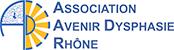 Logo de l'association Avenir Dysphasie Rhône