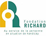 Logo de la Fondation Richard