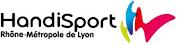 Logo de Handisport Rhône Métropole de Lyon